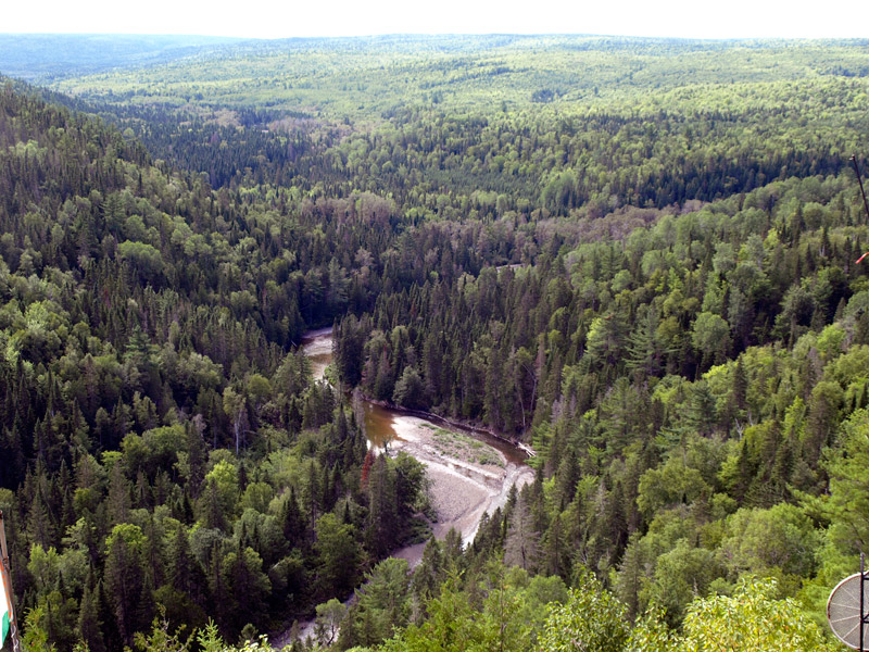 Jacquet-river-Gorge-New-Brunswick