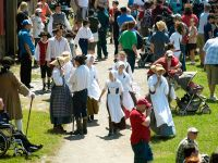 past-and-present-mingle-at-Fortress-Louisbourg-Cape-Breton