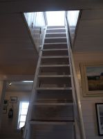 steep-stairs-to-the-top-Gilbert-Cove-Lighthouse-Digby-NS