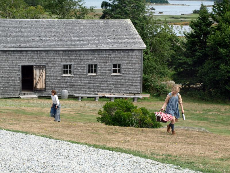 Historic-Acadian-Village-Pubnico-NS