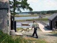 fish-shanty-&-wharf-Historic-Acadian-Village-Pubnico-NS