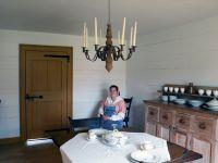 -dining-room-babineau-house-Village-Historique-acadien-New-Brunswick
