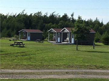 Meadow Ridge Campground Cabins